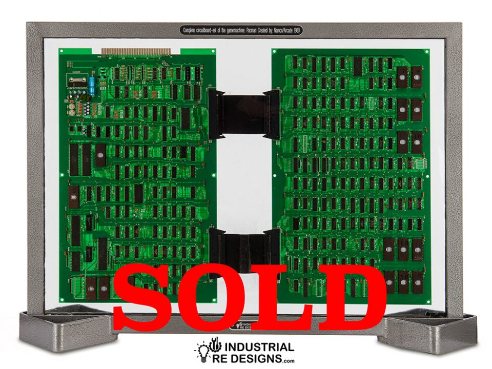 IRD Artpiece 2 Pac-Man Board Set